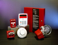 Our fire alarm systems give affordable and reliable protection that complies with all stringent fire codes.